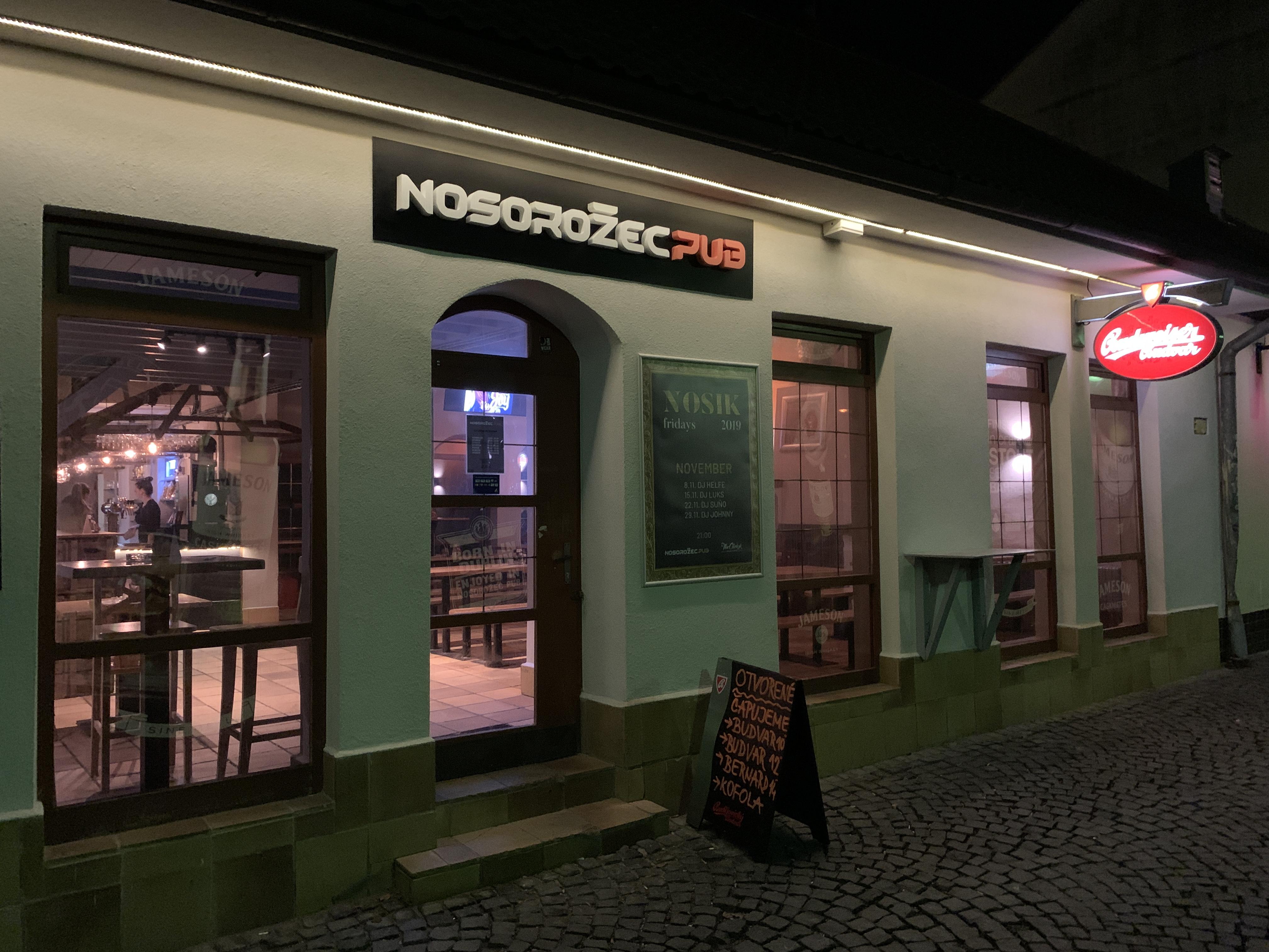 nosorozec_pub